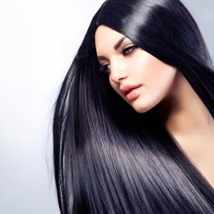 Keratin Smoothing Treatment for Long Hair